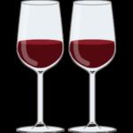 ワイン200ml(グラス2杯)のイメージ