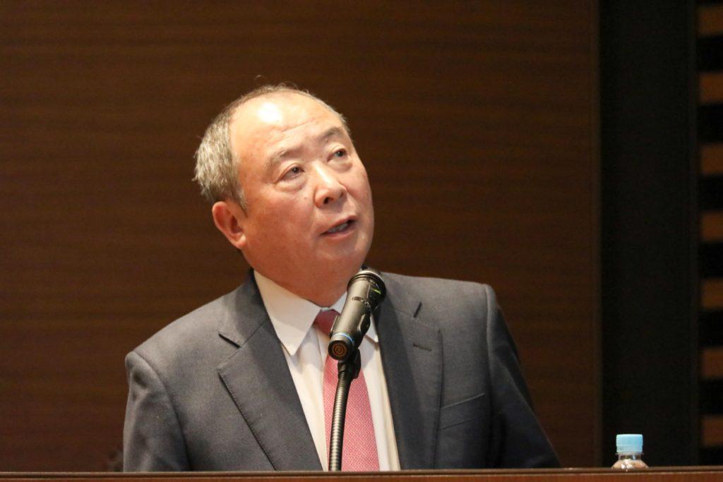 樋口進 独立行政法人国立病院機構久里浜医療センター院長